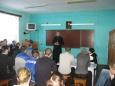 Беседа со священнослужителем прошла в КП-3