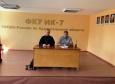 Священнослужитель призвал сотрудников ИК-7 жить по совести