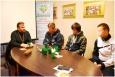С условно осужденными подростками прошла духовная беседа
