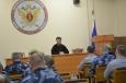 Священнослужитель побеседовал с сотрудниками УК о соблюдении закона