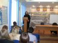 О воспитании детей с сотрудниками ИК-29 поговорили представители епархии