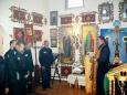 Молитву об усопших вознесли в храме ИК-4