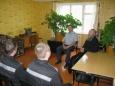 С осужденными СИЗО-3 священнослужитель провел духовную беседу