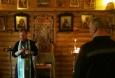 ИК-7 посетил священнослужитель