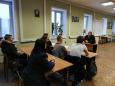 О жизни с условно осужденными подростками побеседовал представитель РПЦ