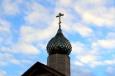 Осужденные ИК-4 приняли Крещение