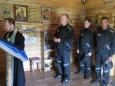 Священнослужитель посетил ИК-7