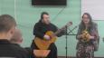 В АВК звучали духовные песни