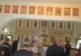 Божественная литургия прошла в ИК-1
