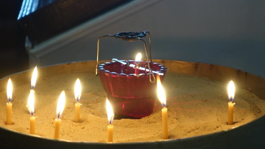 В ИК-14 прошла долгожданная встреча осужденных со священнослужителем