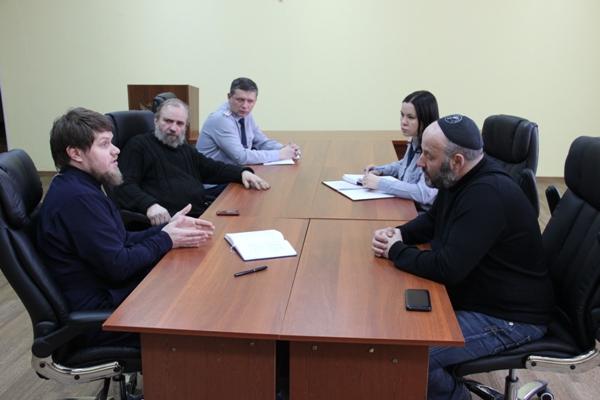 Сотрудники УФСИН и духовенство обсудили вопросы взаимодействия