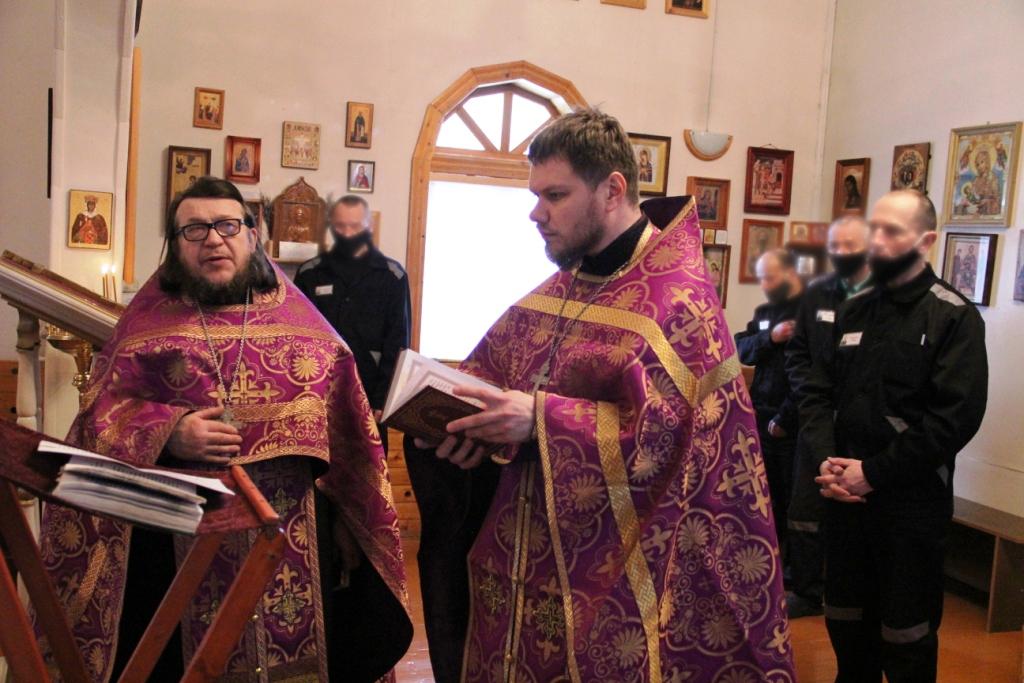 Неделя молитвы идет в колониях Поморья