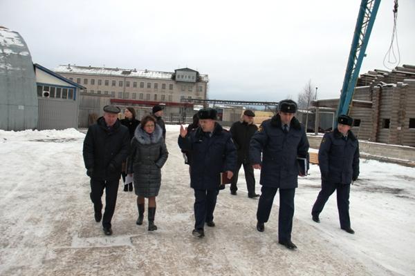 Вопросы изготовления ФАПов для нужд региона обсудили на базе ИК-1 с администрацией области